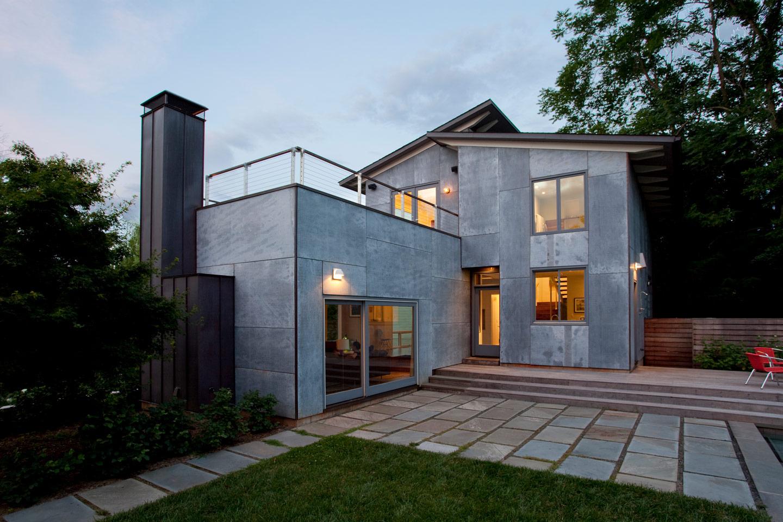 Kerner-Dee Residence, Charlottesville, VA, 2007
