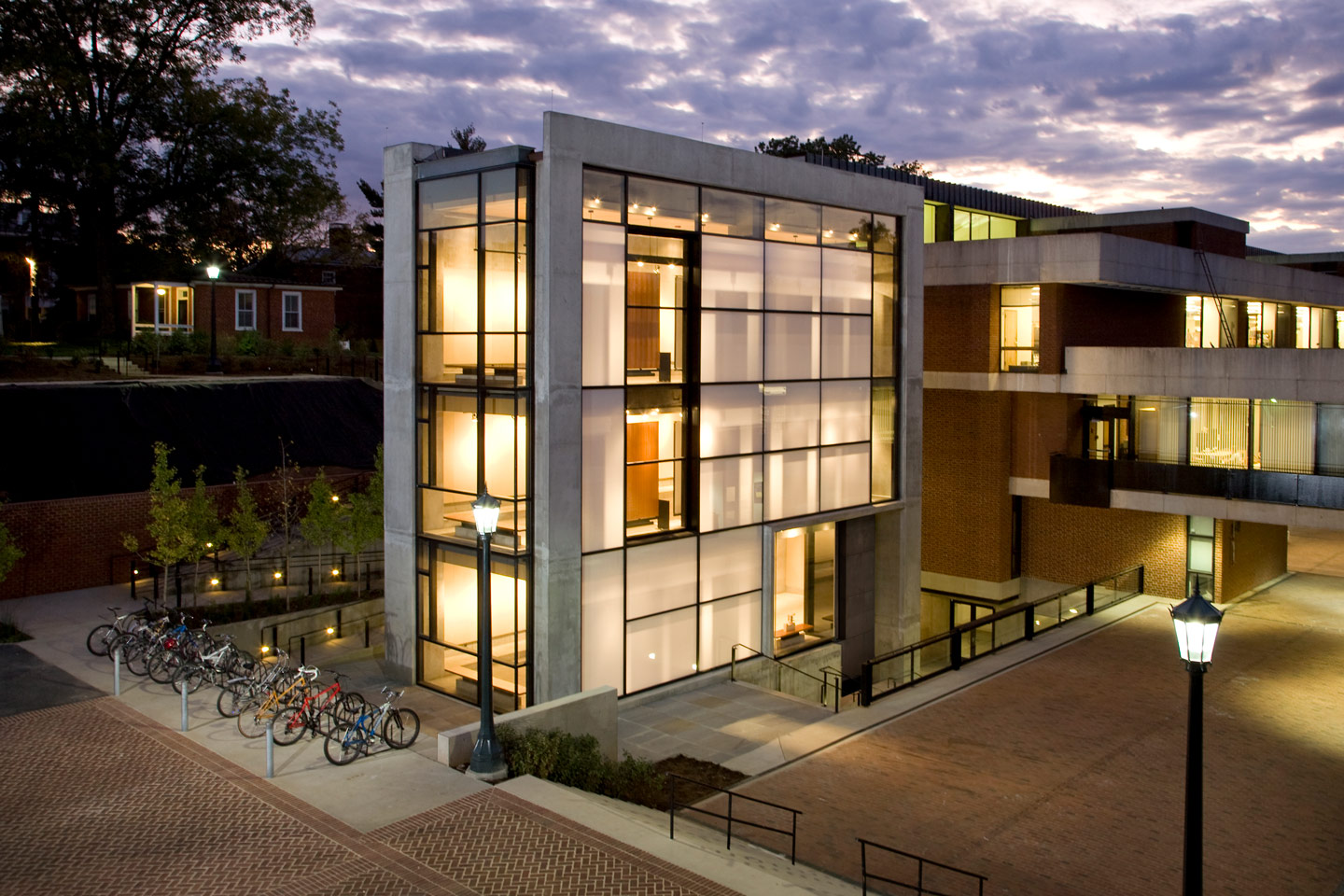Elmaleh East Wing, University of Virginia School of Architecture