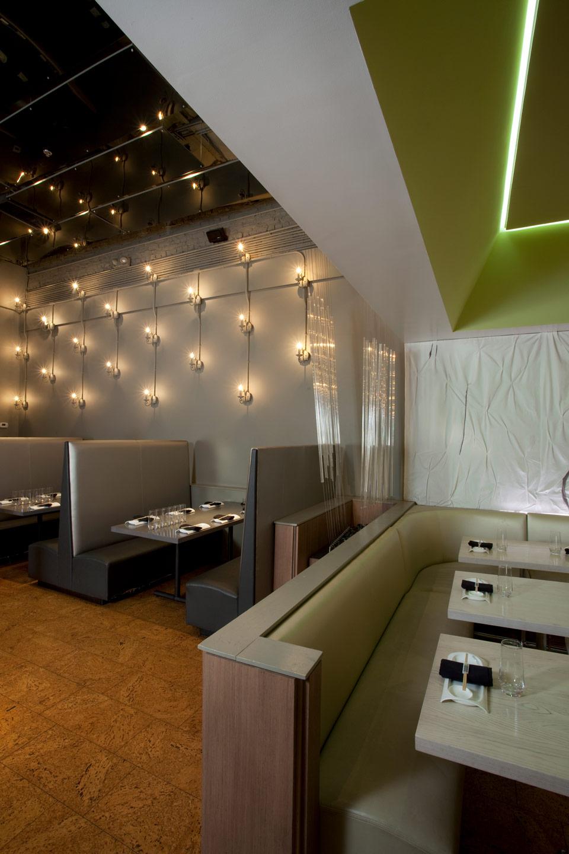 Ten Bar and Restaurant, Charlottesville, VA, 2007